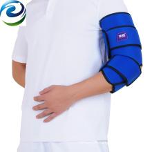 OEM ODM erhältlich RICE Hauptsportler Verwendung Gel Ice / Heat Ellenbogen Packs