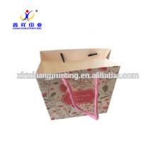 Kundenspezifische Form! Benutzerdefinierte Printed Souvenir Shopping Handtaschen Verpackung Hersteller