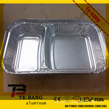 TB disposable aluminum foil trays from factory