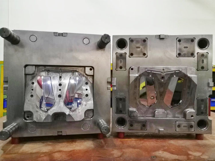 Injection Mold Parts