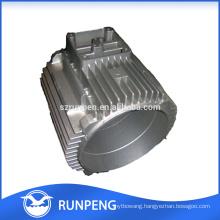 OEM aluminum die casting for motor casing