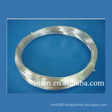 Electric material fine silver wires