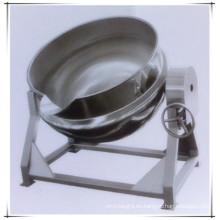 Caldera con camisa / olla de cocina / caldera de vapor / equipo de avicultura