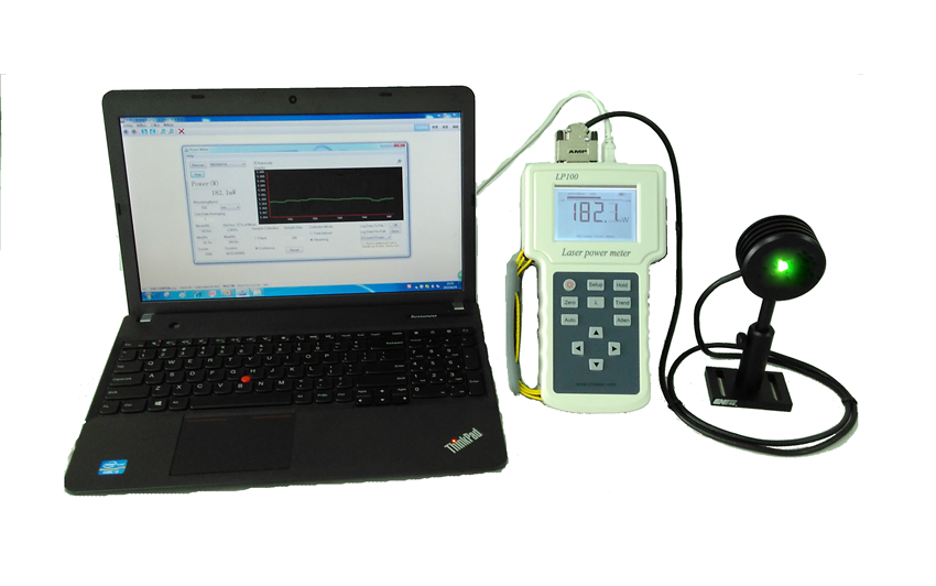 Thermopile Laser Power Meter