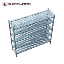 P262 455mm Umwelt Kunststoff Kühlraum Regale
