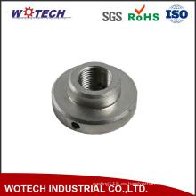 Pieza que trabaja a máquina de metal de aluminio anodizada de alta calidad