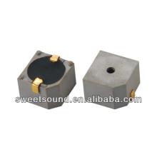MS1370 + 2405SA ABS Saída de som de tamanho pequeno 5V SMD Magnetic Buzzer