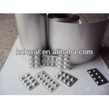 Supply all kinds of Cold formed aluminum foil pharmaceutical alu alu foil
