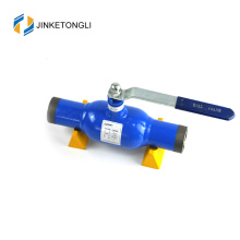 gas, oil, heating supply pipeline use low pressure trunion mounted api 6d ball valve