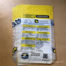 Poly woven tubular bopp bags