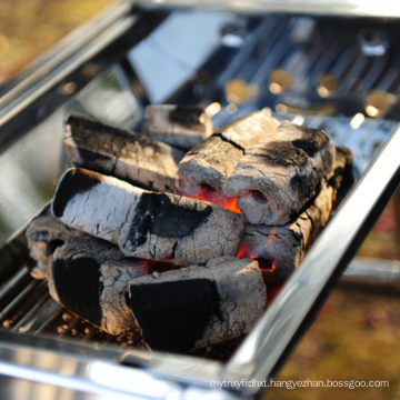 smokeless charcoal sawdust hexagonal briquettes barbecue charcoal