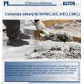 Высокая вязкость ГПМЦ для плитки клей с хорошим сопротивлением скольжению