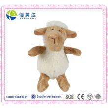 Suave y suave peluche de oveja de cordero
