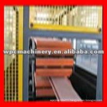 PVC edge banding production machine