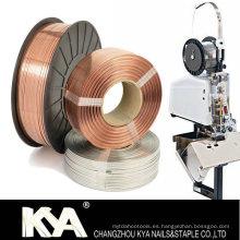 103023c25 Alambre de costura plana de cobre
