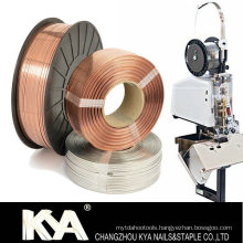103020c10 Copper Flat Stitching Wire