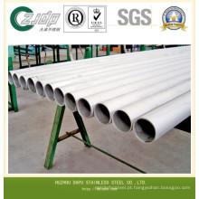 ASTM A269 TP304 Comprimento 12m Tubo Soldado em Aço Inoxidável