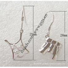 Gets.com 2015 moda 925 prata esterlina brinco lakh