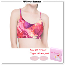 Wholesale Sublimation Custom Blank Hot Sexy Sports Bra