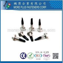 Taiwan Stainless Steel Bi-Metal Fastener Bi-Metal Screw Taiwan Screw