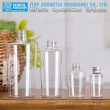 TB-R Serie 30ml 75ml 200ml 400ml Heiß-Verkauf Standardflaschen Größe Farbe anpassbare klassische Kegel Runde Haustier Lotion Flasche