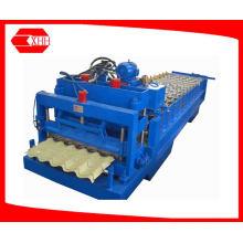 Профилегибочная машина для производства листов глазурованной черепицы (YX-38-210-840)