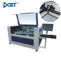 Machine de découpe laser, grande surface de travail, gravure ou découpe de matériaux non métalliques