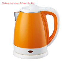 Kitchen Appliances Keep Warm Plastic Electric Kettle/Colorful Electric Kettle