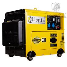 6.5kw Tipo Kipor generador diesel de prueba de sonido Precio de venta