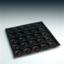 Black Chocoate Tray Bulk Wholesale