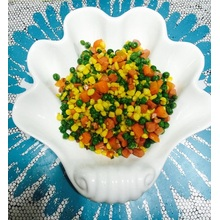China for Mixed Vegetables Iqf Custom DIY Frozen Mixed Vegetables export to Denmark Factory