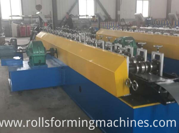 door frame roll forming machine  7