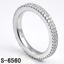 925 Sterling Silver Fashion Jewelry Ring for Woman (S-6560. JPG)