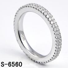 Кольцо ювелирных изделий стерлингового серебра 925 для женщины (S-6560. JPG)
