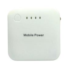 Backup-Ladegerät Power Bank 2000mAh für Smartphone