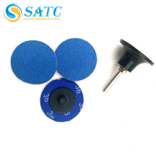 Durable Abrasive Quick-change Disc For Removing Paint
