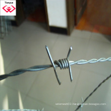 Quality Galvanized Barbed Wire (TYH-051)