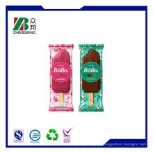 Plastic Flexible Ice Lolly Verpackung Tasche, Ice Pop Verpackung Taschen