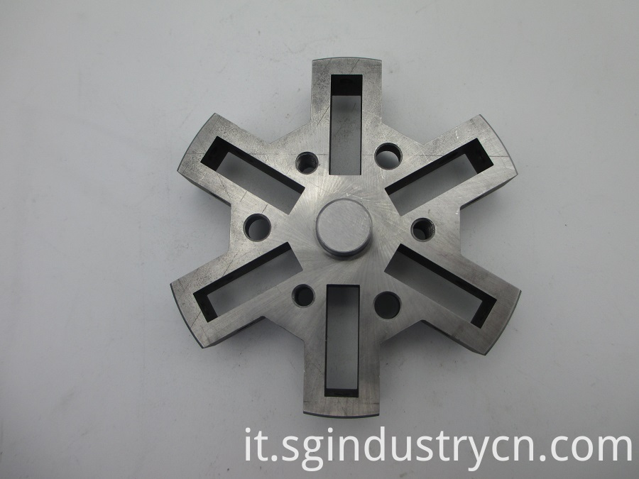 Wire Cut Edm Parts