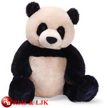 Meet EN71 and ASTM standard ICTI plush toy factory panda bear stuffed toys