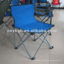 silla de jardín plegable de tela VEC1003