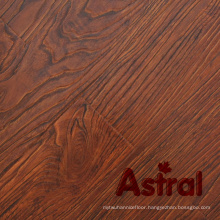 Registered Embossed Surface (V-Groove) Laminate Flooring (AT004)