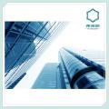 Aluminium-Profil für den Bau