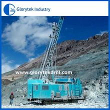 Plataformas de perforación de roca profunda más populares para la minería