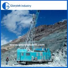 Наиболее популярен глубокий рок буровых установок для горнодобывающей
