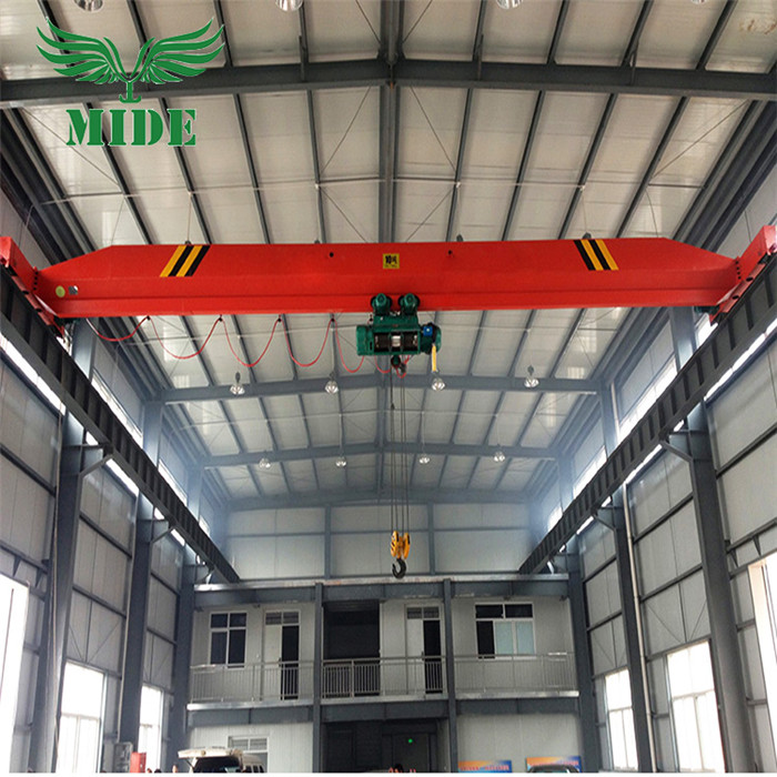 Electrical Operated Overhead Travelling Crane