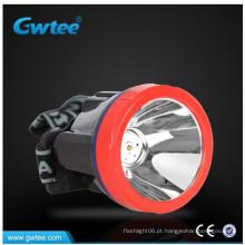2w farol de poupança de energia recarregável LED