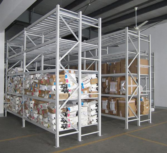 warehouse shelving