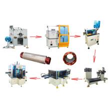 Pumpenmotor Stator Automatische Montagemaschinen