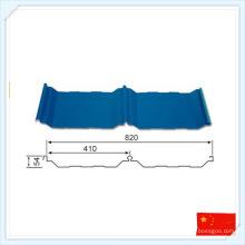 China Wiskind ISO-zertifizierte Metallplatte für Dach oder Wand